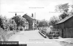 Brook Street c.1950, Aston Clinton