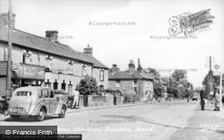 London Road c.1950, Aston Clinton