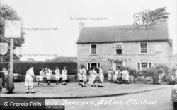 Morris Dancers At The Bell Inn c.1955, Aston Clinton