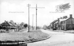 Weston Road c.1950, Aston Clinton