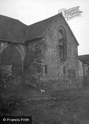 Aston Eyre, Hall Farm c.1950