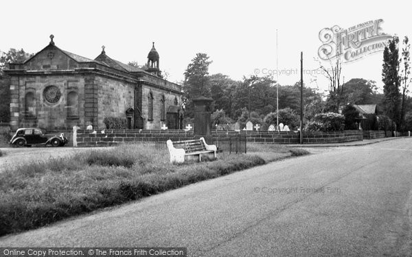 Photo of Aston, St Peter's Church c.1955
