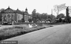 Aston, St Peter's Church c.1955