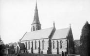 Aston, St Saviour's Church 1900