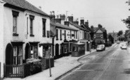 Astwood Bank, Evesham Road, The White Lion c.1965
