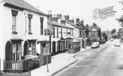 Astwood Bank, Evesham Road, The White Lion c.1965