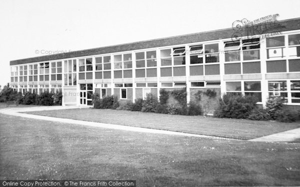 Photo of Astwood Bank, Ridgeway School c.1965