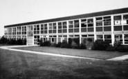 Astwood Bank, Ridgeway School c.1965