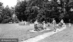 Astwood Bank, The Park c.1965