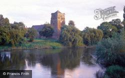 St Eata's Church c.1990, Atcham