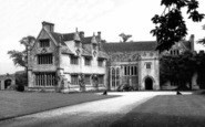 Athelhampton, Hall 1956