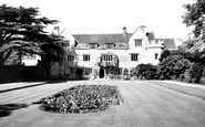 Athelhampton, Hall, The East Front c.1955