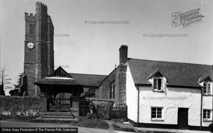 Photo of Atherington, St Mary's Church c.1955