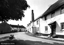 The Village c.1950, Atherington
