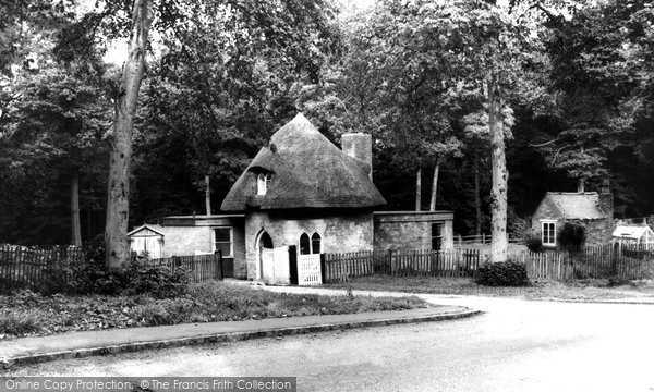 Photo of Atherstone, Bee Hive Cottage, Coleshill Road c.1965