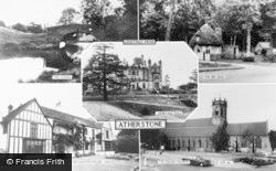Atherstone, Composite c.1965