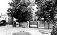 Atherstone, Queen Elizabeth Grammar School c.1955