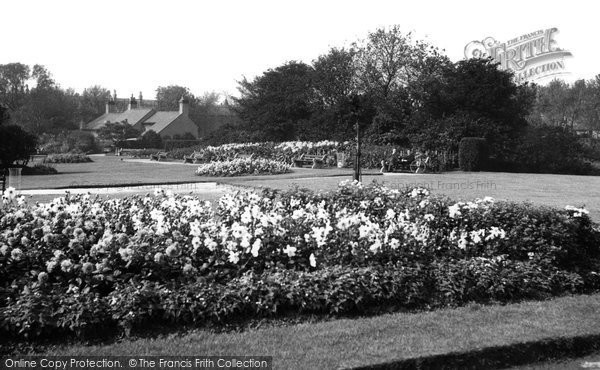 Photo of Atherton, The Park c.1955