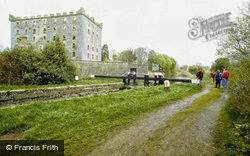Levitstown Mill And Grand Canal c.1995, Athy