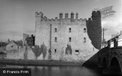Athy, White Castle 1957