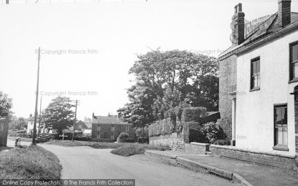 Photo of Atwick, Cliff Road c.1960