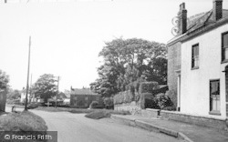 Atwick, Cliff Road c.1960