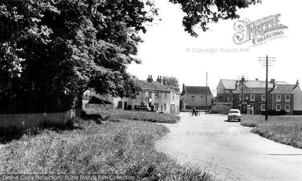 Photo of Atwick, Hornsea Road c.1960