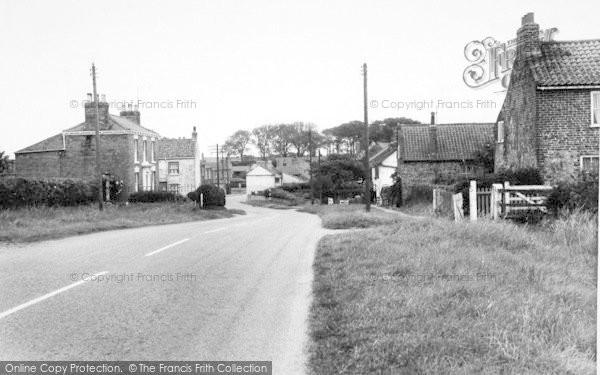 Photo of Atwick, Hornsea Road c.1960
