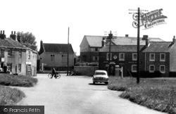 Atwick, The Black Horse, Hornsea Road c.1960