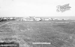 Atwick, The Caravan Site c.1960
