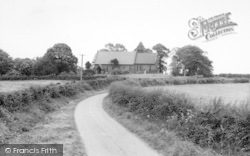 Atwick, The Church c.1960