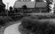 Atwick, The Church c.1960
