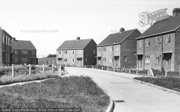 Photo of Atwick, The Estate c.1960
