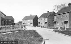 Atwick, The Estate c.1960