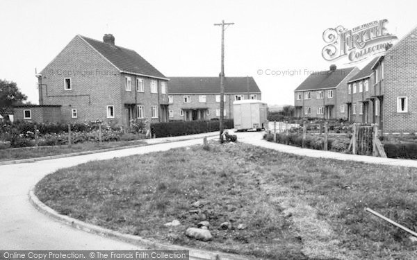 Photo of Atwick, The New Housing Estate c.1960