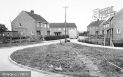 Atwick, The New Housing Estate c.1960