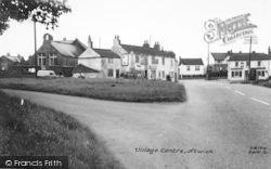 Atwick, The Village Centre c.1960
