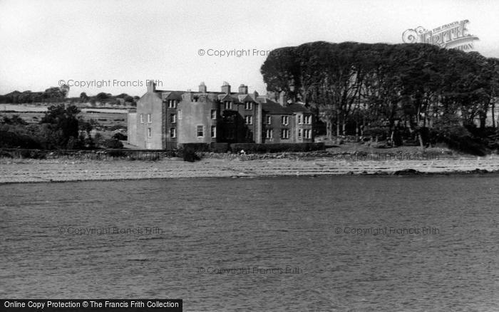 Photo of Auchencairn, Balcary Bay Hotel c.1955