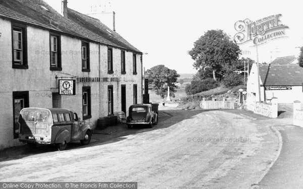 Photo of Auchencairn, c.1955