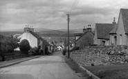 Auchencairn, Front Street c.1955