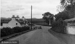 Auchencairn, Main Street c.1955