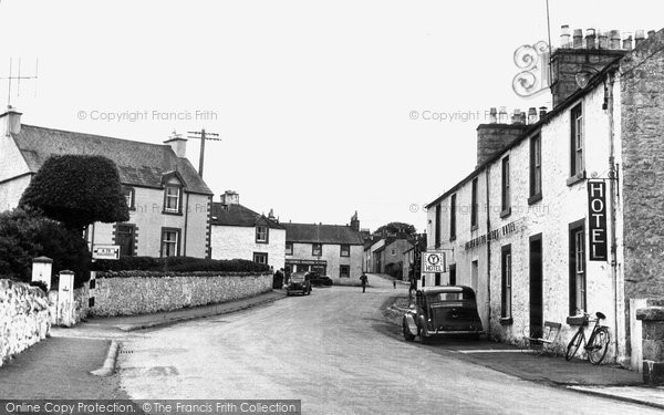 Photo of Auchencairn, Main Street c.1955