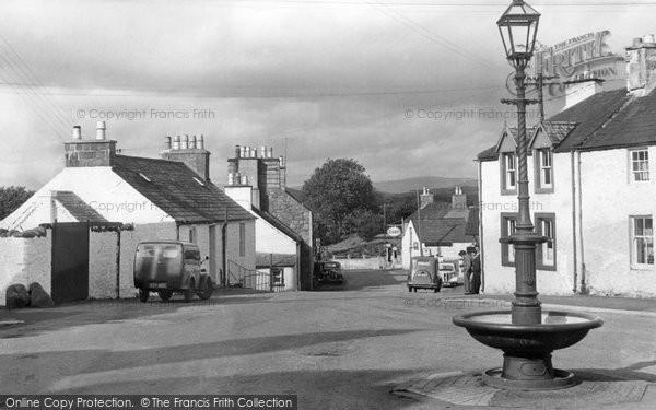 Photo of Auchencairn, Main Street c.1955