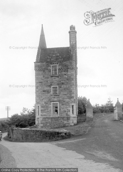 Photo of Auchencairn, Tower House c.1955