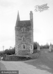 Auchencairn, Tower House c.1955