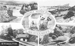 Auchterarder, Composite c.1950