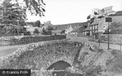 Auchtermuchty, Newburgh Road c.1930
