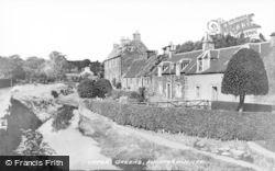 Auchtermuchty, Upper Greens c.1930