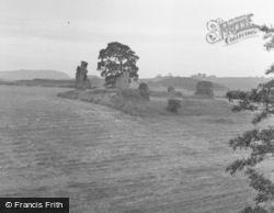 Hallyards Castle 1953, Auchtertool