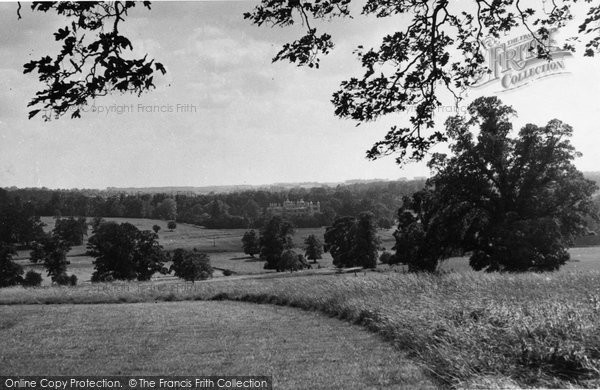Photo of Audley End, From The Golf Course c.1955